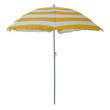 parasol détouré sur fond blanc - 14185953