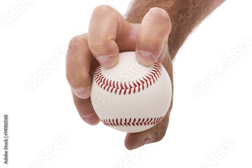 Knuckleball grip