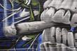 Quadro Graffiti urbain