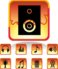Fire Icons Media