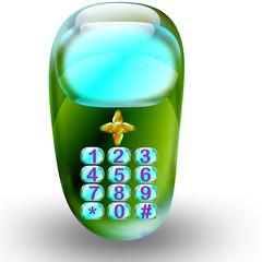 telefonino ecologico