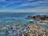 Adriatic coastline poster