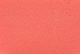 Pink synthetic foam texture poster