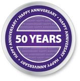 Anniversary - 50 Years poster