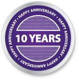 Anniversary - 10 Years poster