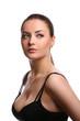 woman wearing bra