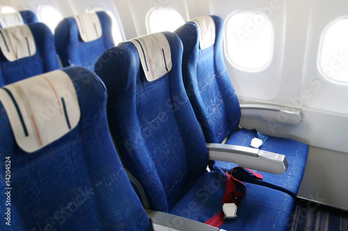 Airplane interior - 14204524
