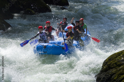 Banja Luka, Republika Srpska, Bosnia - May 18: World Rafting Cha
