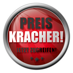 Preiskracher! Button