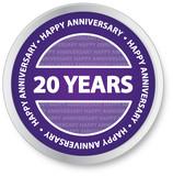 Anniversary - 20 Years poster