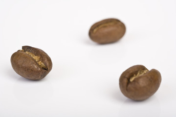 3 Coffee grains