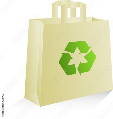 Environmentally friendly bag