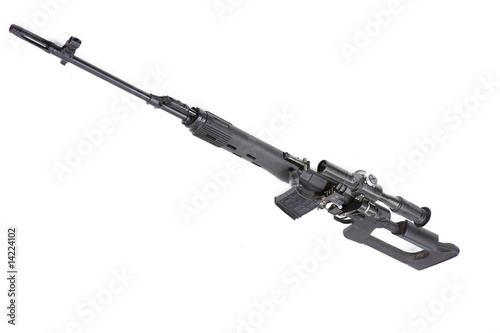 Sniper Rifle SVD