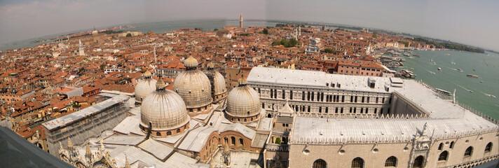 San Marco dall'alto