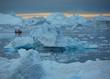 Polarmeer vor Eisfjord - Grönland - Morgenstimmung - 1