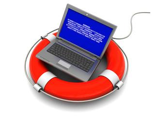 laptop rescue