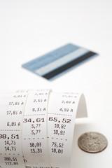 Cash receipt