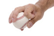 Circle changeup baseball pitching grip