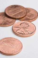 five US cents