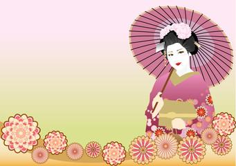 Japanese MAIKO
