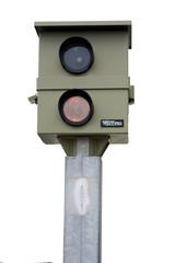 Radarfalle - Starenkasten - freigestellt