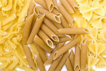 Set of pasta