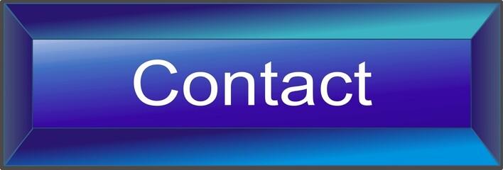 Button Blue Contact