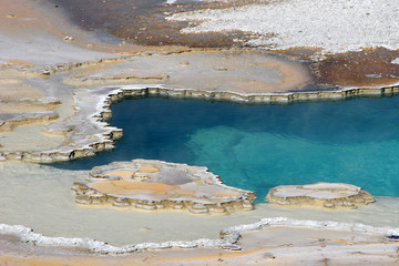 YELLOWSTONE PARK,WYOMING_USA