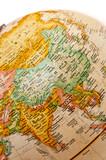Globe - Asia poster