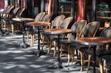 Fototapety Terrasse de brasserie
