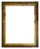 old frame, worn, blurry, grungy,free copy space poster