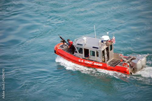 U.S. Coast Guard Patrol Boat - 14296793