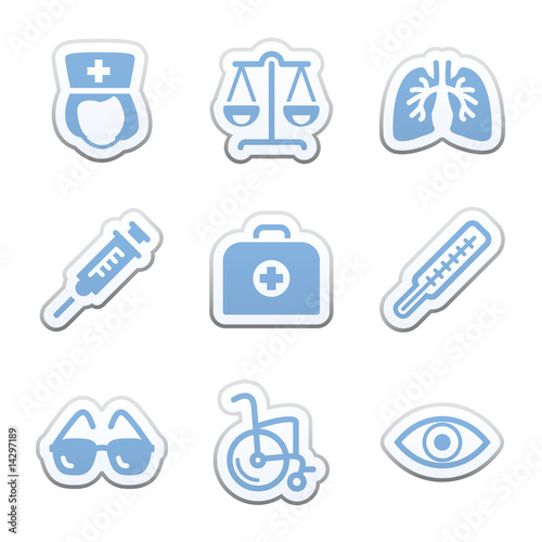 Color sticker set 13