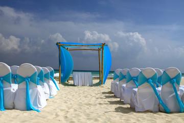 altare per matrimonio