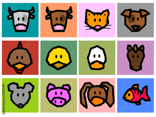 simple animals