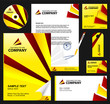 Editable corporate Identity template 5