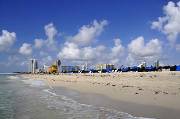 Miami, beach