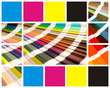 collage color cmyk
