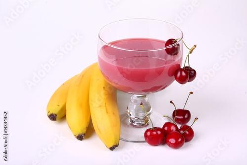 KIBA Kirsch-Bananensaft