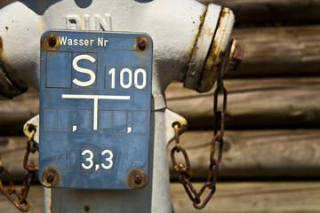 Wasserschild
