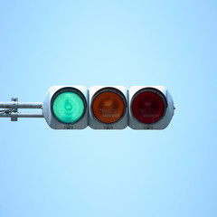 traffic signal_green