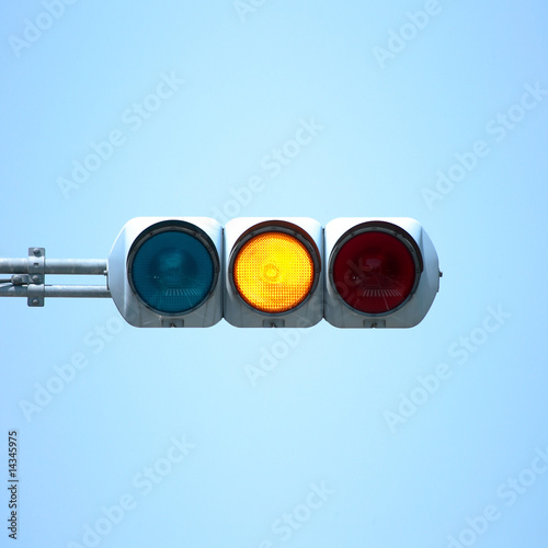 traffic signal_yellow