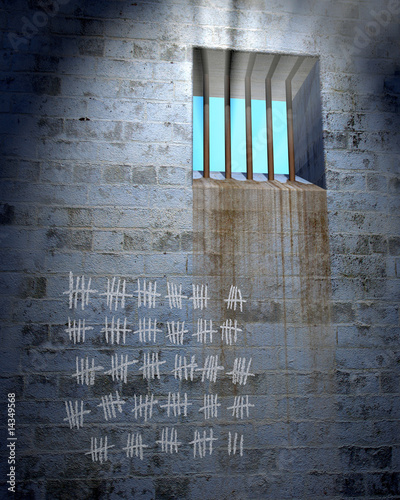 jailhouse cell window