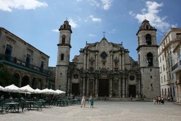 plaza del la catedral