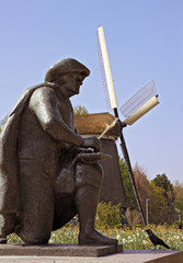 rembrandt statue