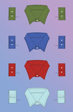 collars for shirts poster