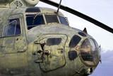 Fototapete Sowing - Militärischer - Hubschrauber