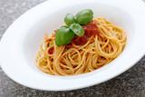 Fototapety Spaghetti Pomodore