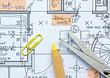 Grundriss Wohnung - ground plan A