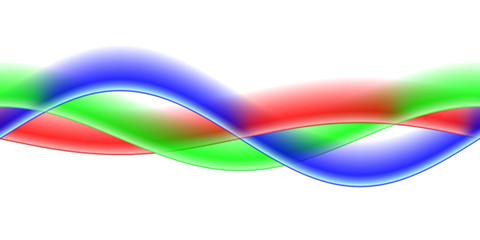RGB Wellen
